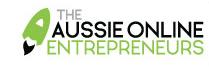 Aussie Online Entrepreneurs Logo